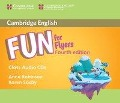 Fun for Flyers. Audio CD. 4th Edition -