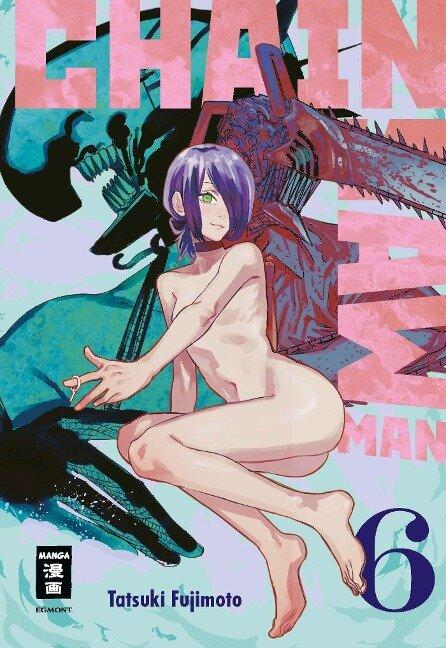 Chainsaw Man 06 - Tatsuki Fujimoto