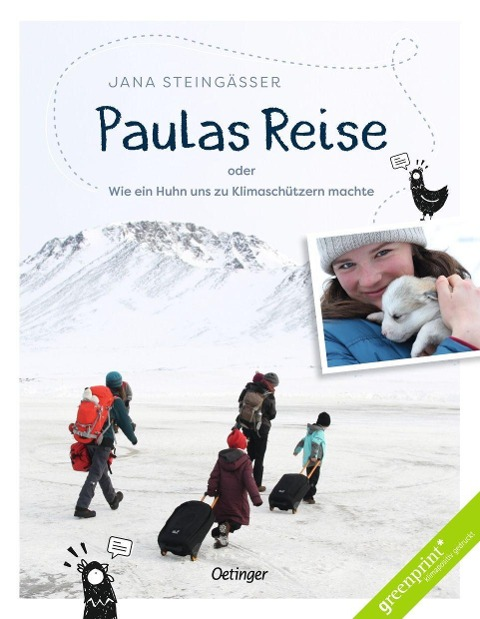 Paulas Reise - Jana Steingässer