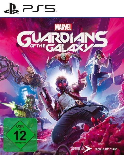 Marvel's Guardians of the Galaxy (PlayStation PS5) -