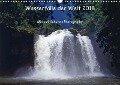 Wasserfälle der Welt 2018 (Wandkalender 2018 DIN A3 quer) - Michael Schultes