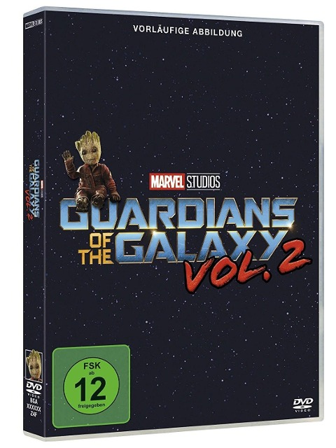 Guardians of the Galaxy Vol. 2 - James Gunn, Stan Lee, Jack Kirby, Gene Colan, Arnold Drake