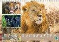 Raubkatzen: Geschmeidige Jäger (Wandkalender 2018 DIN A4 quer) Dieser erfolgreiche Kalender wurde dieses Jahr mit gleichen Bildern und aktualisiertem Kalendarium wiederveröffentlicht. - K. A. Calvendo