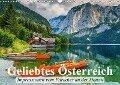 Geliebtes Österreich. Impressionen vom Paradies an der Donau (Wandkalender 2019 DIN A3 quer) - Elisabeth Stanzer