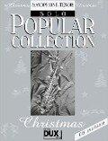 Popular Collection Christmas. Saxophone Tenor Solo - Arturo Himmer-Perez