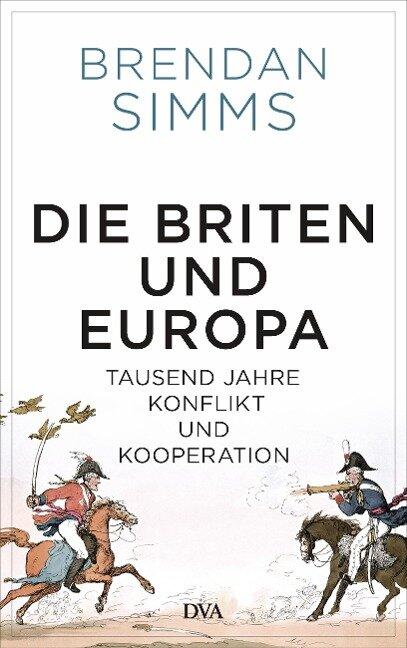Die Briten und Europa - Brendan Simms