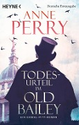 Todesurteil im Old Bailey - Anne Perry