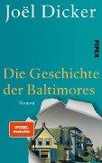 Die Geschichte der Baltimores - Joël Dicker