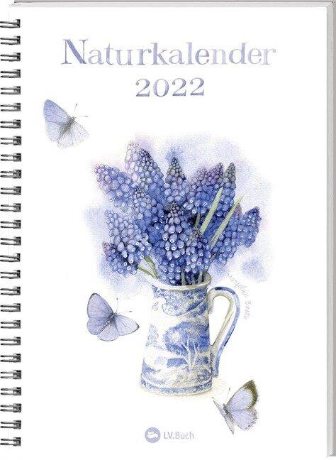 Naturkalender 2022 - Marjolein Bastin