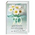 Geschenkbuch »70 gute Wünsche zum Geburtstag« -