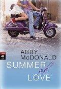 Summer of Love - Abby McDonald