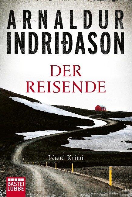 Der Reisende - Arnaldur Indridason, Arnaldur Indriðason
