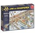 Jan van Haasteren - Heiligabend - Puzzle 1000 Teile -