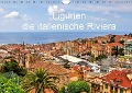 Ligurien - die italienische Riviera (Wandkalender 2019 DIN A4 quer) - Joana Kruse