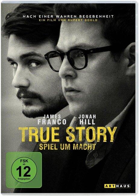 True Story - Spiel um Macht - Michael Finkel, Rupert Goold, David Kajganich, Marco Beltrami