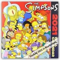 Simpsons - The Simpsons - Die Simpsons 2022 - Wandkalender -