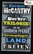 Die Border-Trilogie - Cormac Mccarthy