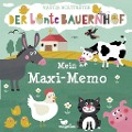 Der bunte Bauernhof - Mein Maxi-Memo - Nastja Holtfreter