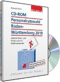 CD-ROM Personalratswahl Baden-Württemberg 2019 - Helmuth Wolf