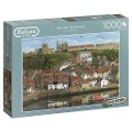 Around Britain Whitby Harbour - Puzzle 1000 Teile -