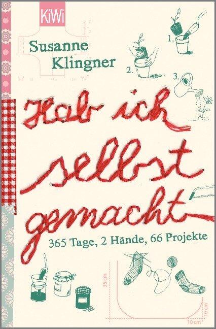 Hab ich selbst gemacht - Susanne Klingner