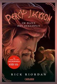 Percy Jackson 02. Im Bann des Zyklopen - Rick Riordan