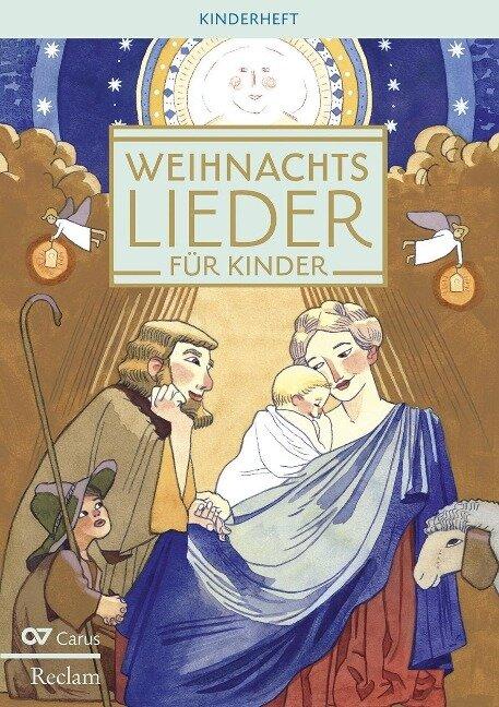 Weihnachtslieder für Kinder -