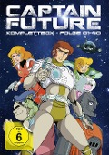 Captain Future Komplettbox -