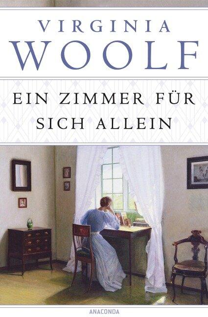 Ein Zimmer für sich allein - Virginia Woolf