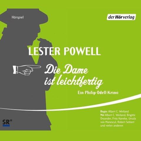 Die Dame ist leichtfertig - Lester Powell