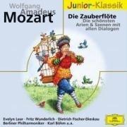 DIE ZAUBERFLÖTE QS FÜR KINDER (ELOQUENCE JUN.) - Wunderlich/Fischer-Dieskau/Lear/Böhm/Bp