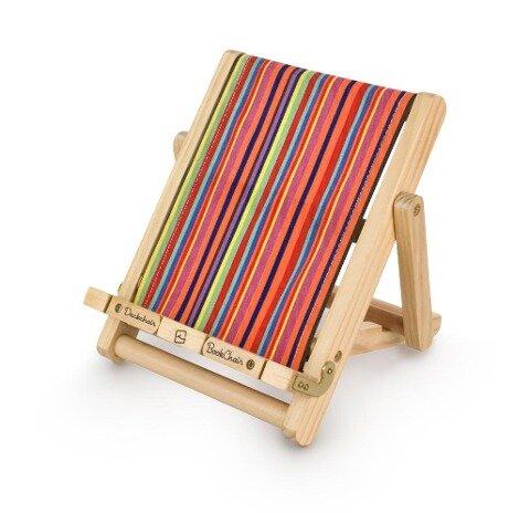 Bookchair Medium Streifen -