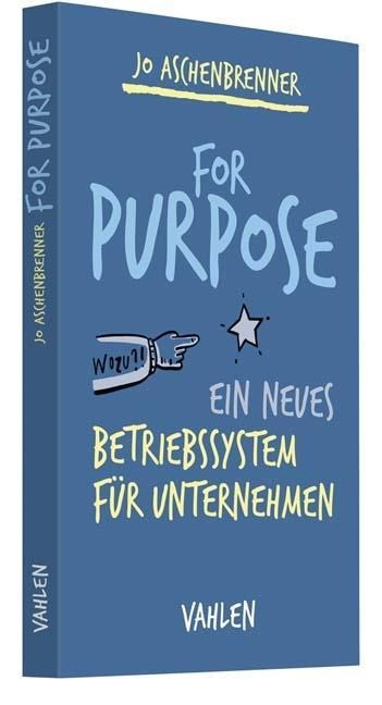 For Purpose - Jo Aschenbrenner