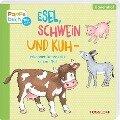 Esel, Schwein und Kuh - erkennen kannst du uns im Nu! - Ida Wenzel