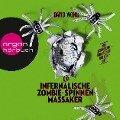 Das infernalische Zombie-Spinnen-Massaker - David Wong