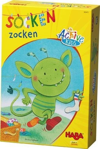 Socken zocken - Active Kids -