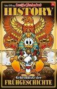 Lustiges Taschenbuch History 01 - Walt Disney