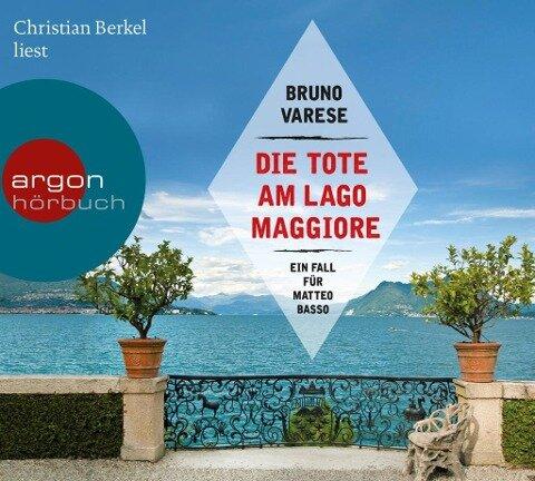 Die Tote am Lago Maggiore - Bruno Varese