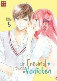 Ein Freund zum Verlieben - Band 8 - Kazune Kawahara