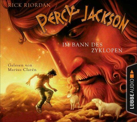 Percy Jackson 02. Im Bann des Zyklopen - Rick Riordan, Andy Matern