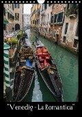"""Venedig - La Romantica"" (Wandkalender 2018 DIN A4 hoch) - k. A. ChriSpa"