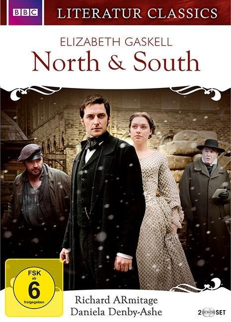 North & South (2004) - Elizabeth Gaskell - Literatur Classics -