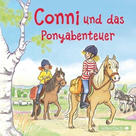Conni und das Ponyabenteuer - Julia Boehme