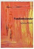 Familienkalender (Wandkalender 2017 DIN A4 hoch) - Jenny Niesalla