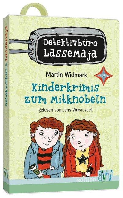Detektivbüro LasseMaja. Hörbuch auf USB-Stick - Martin Widmark
