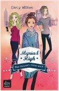 Myriad High - Was Hannah nicht weiß Band 1 - Carly Wilson