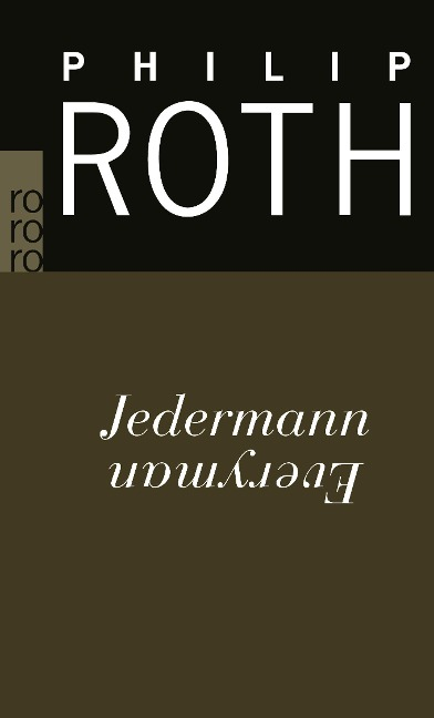 Jedermann - Philip Roth
