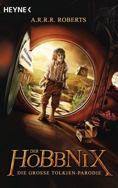 Der Hobbnix - Die große Tolkien-Parodie - Adam Roberts