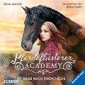 Pferdeflüsterer-Academy. Reise nach Snowfields - Gina Mayer
