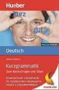 Kurzgrammatik Deutsch - Russisch - Monika Reimann